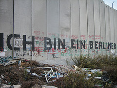 The Walls of Berlin and Bil'in